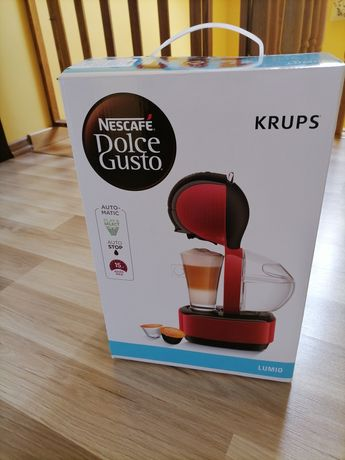 Ekspres do kawy krups lumio kp1305pl nescafe dolce gusto