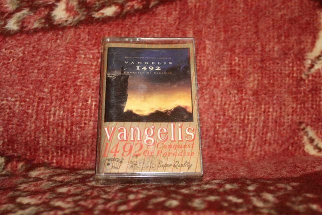 Kaseta Vangelis - 1492 Conquest Of Paradise Stan BDB
