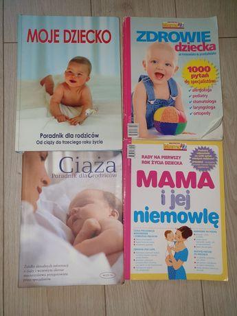 Książki ciąża ,małe dziecko