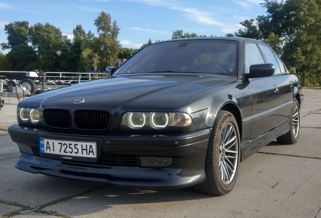 BMW  730d Hamann