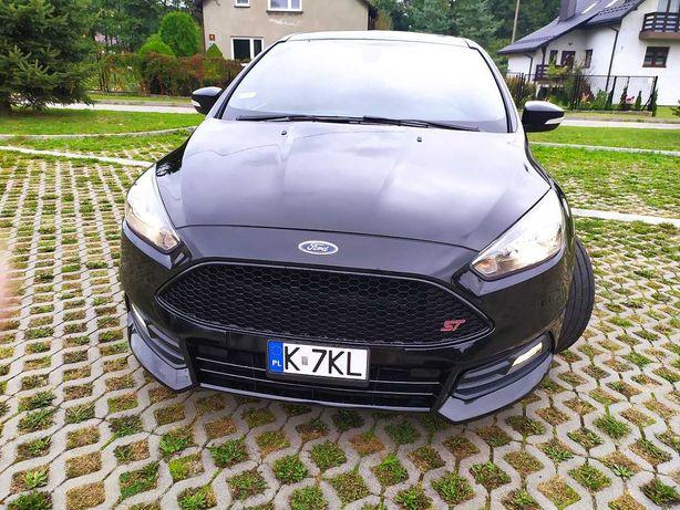 Sprzedam. Piękny Ford Focus Mk3 ST 2,0 rok produkcji 2017r