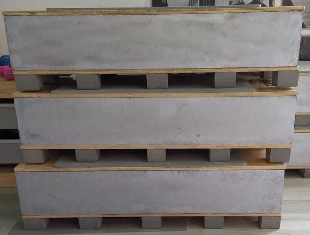Steps de madeira usados