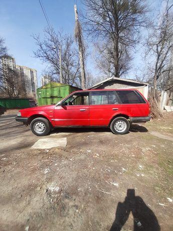 Мазда 323 1987 без мотора
