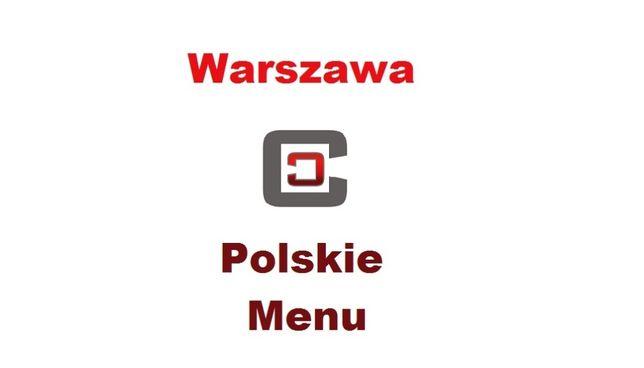 BMW Język polski menu Warszawa zmiana USA / EU