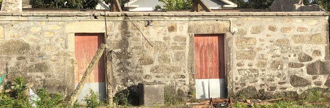 Pedra antiga Ombreiras, Soleiras e Padieiras