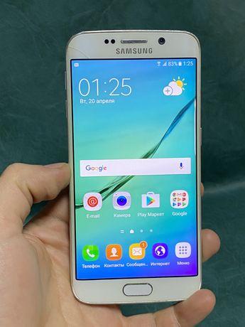 Samsung Galaxy S6 EDGE SM-G925F /3Gb RAM/ 32Gb ROM! Магазин! 100