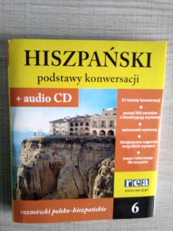 Książki do nauki hiszpańskiego