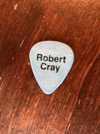 Kostka gitarowa Robert Cray