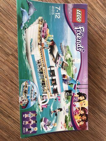 Jacht Lego friends