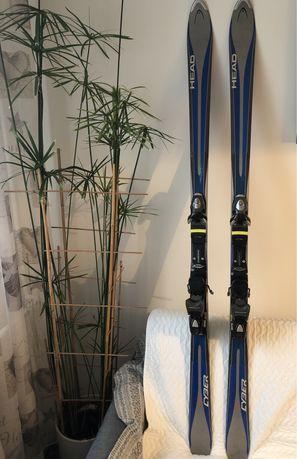 Narty zjazdowe Head 170 cm