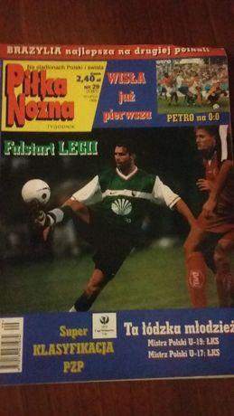 Piłka nożna rok 1999 nr.29