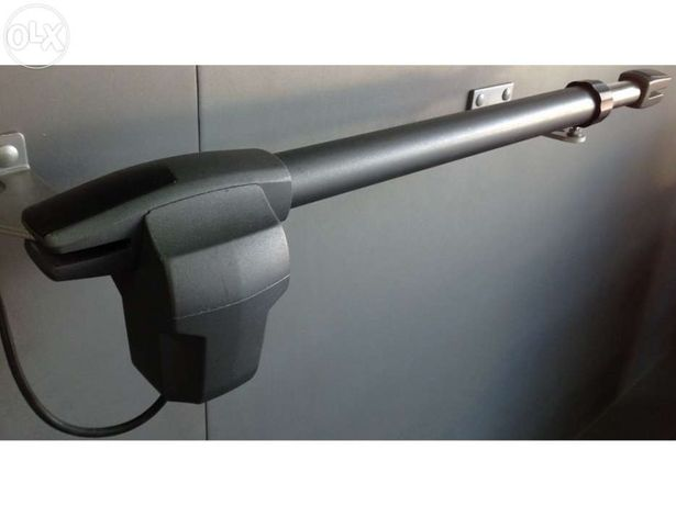 Motor de portão de batente kit Motorline Lince400 automatismo