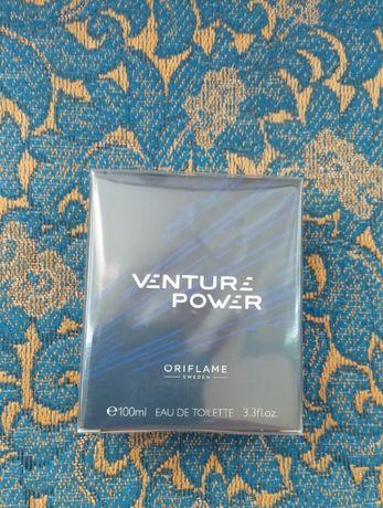 чоловічі парфуми оріфлейм VENTURE POWER(100мл)