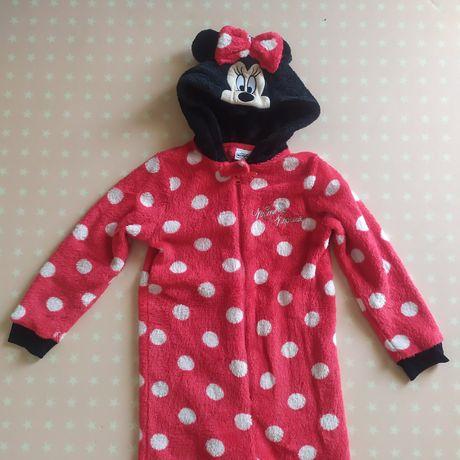 Macacão pijama polar - Tam 5-6 anos