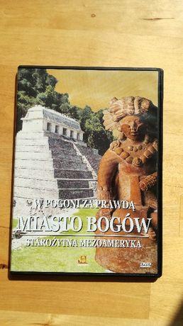 Miasto bogów. Starożytna mezoameryka. Płyta DVD