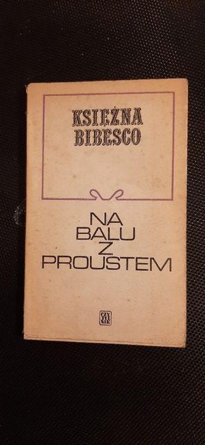 Na balu z Proustem, Marta Księżna Bibesco