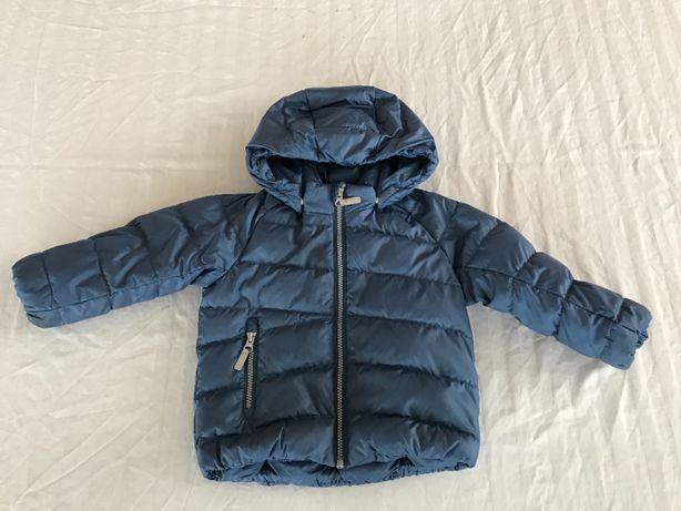 Зимняя куртка-пуховик Reima 511271-6790 86+6 см. рейма Lenne Chicco