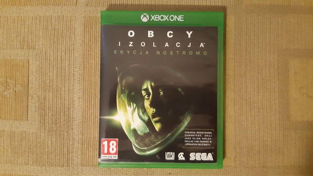 Obcy Izolacja Edycja Nostromo Xbox one