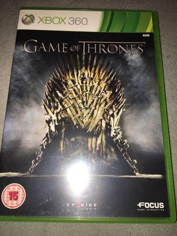 Gra o tron/game of thrones xbox 360