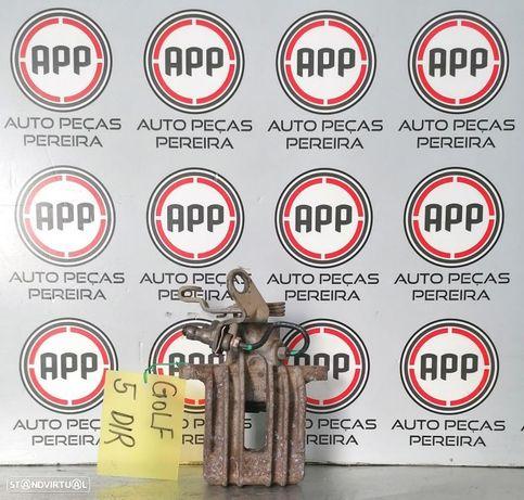 Pinça bombite traseiro direito Audi A3 8P,  Golf 5, Leon 1P, Octávia.