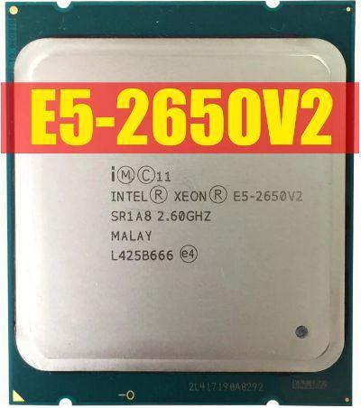 Процессор Xeon E5-2650 v2 (8 ядер, 16 поток 20Мб кеш) LGA2011