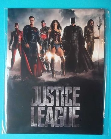 Selos CTT Liga da Justiça