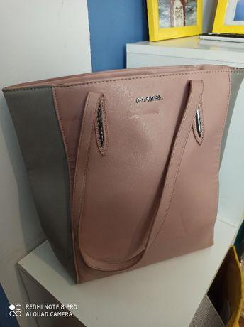 Piękna pojemna torebka !!