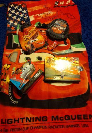 McQueen worek plecaczek kuferek teczka koc autko