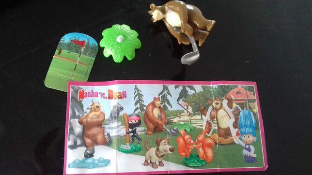 Кіндер маша і ведмідь і інші