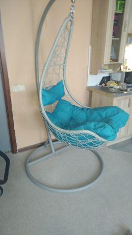 Kosz bujany kokon fotel wiszący