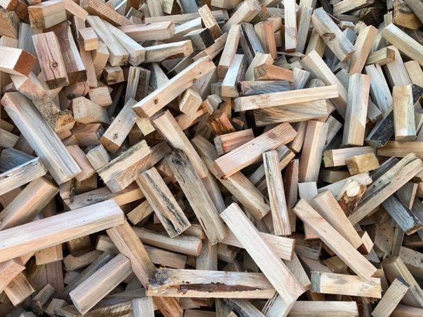 Drewno opałowe cięte