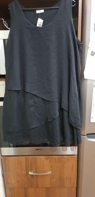 Sukienka czarna  xxl