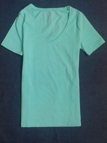 Летняя футболка женская Orsay, бирюзовый цвет