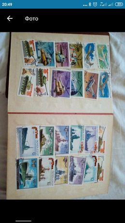 Продам коллекция марок