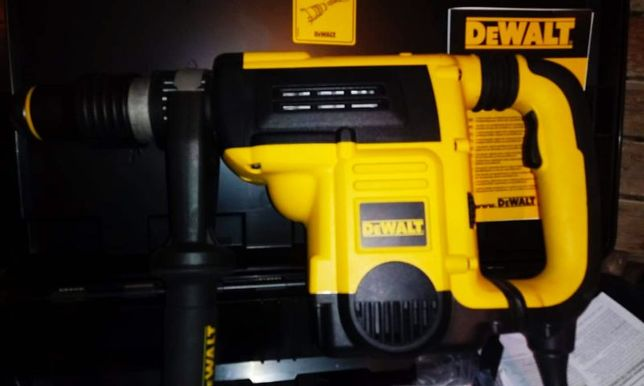 Młotowiertarka DeWalt D25601