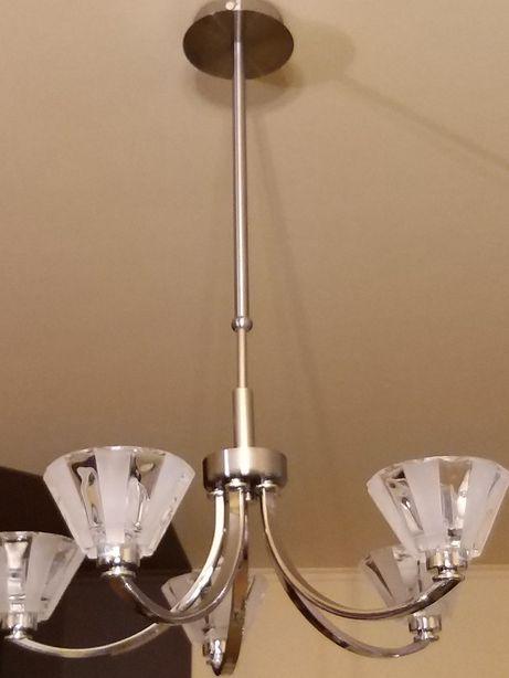 Lampa sufitowa piękna