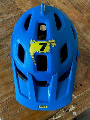 Capacete MAVIC DEEMAX PRO MIPS MTB Helmet Blue 2020