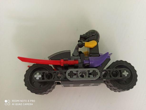 Lego bez pudełka mały zestaw