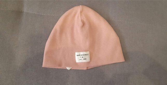 czapka przejściowa dla dziewczynki