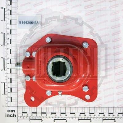 Przekładnia metalowa kompletna Q.20 Gaspardo G16620.643R