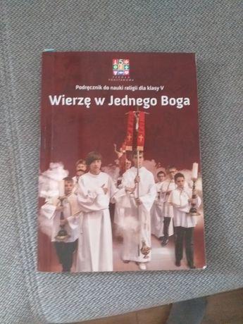 Podręcznik do Religii do klasy 5