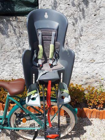 Cadeira porta crianças para bicicleta