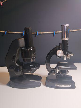Mikroskop do zabawy - cena za dwie sztuki.