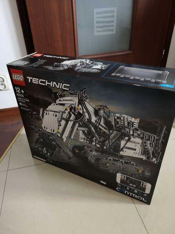 Nowe Lego 42100 Technic koparka Liebherr R 9800