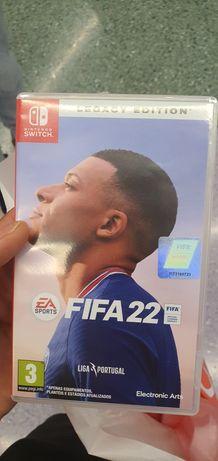 Fifa 22 Nintendo Switch.