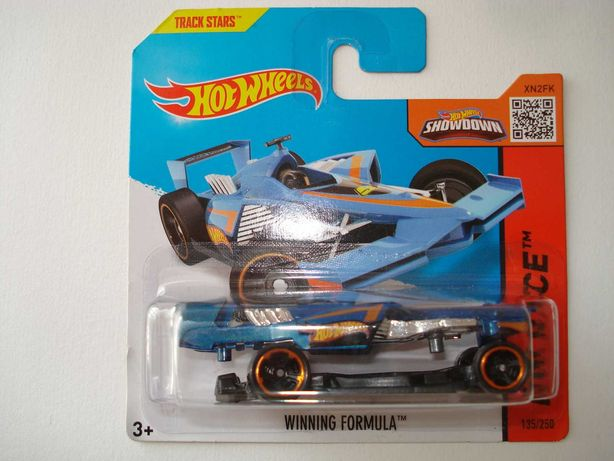 Hot Wheels Winning Formula F1 Erro Base Solta Não está Cravada Kit
