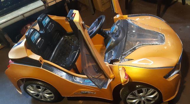 Autko elektryczne BMW , do poprawek