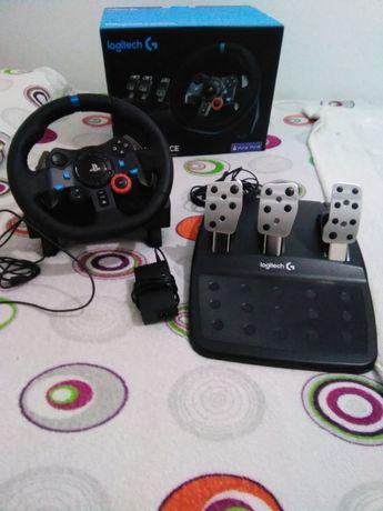 Volante Logitech G29 PS4/PS3/PC DRIVING FORCE