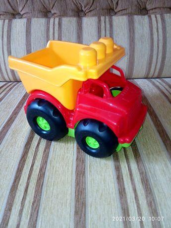 Детская машинка грузовик