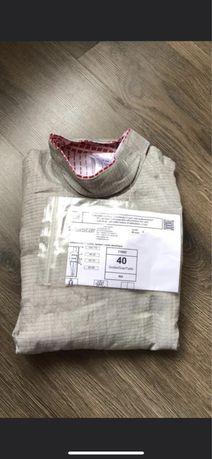 Bluza elektryczna szermiercza